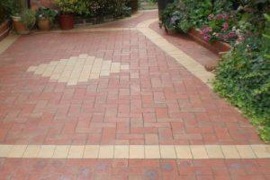 New block paving driveway Gloucester Gloucestershire Block Paving