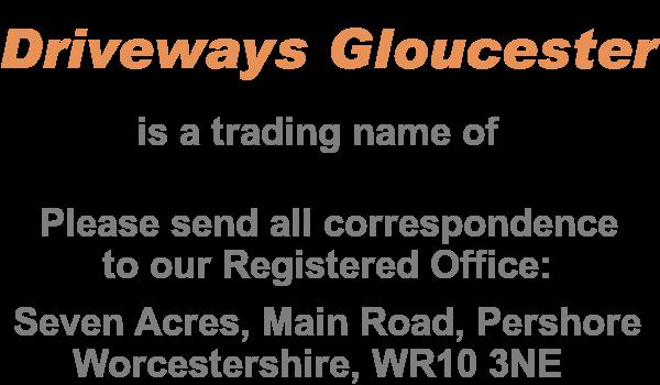 Driveways Gloucester Address